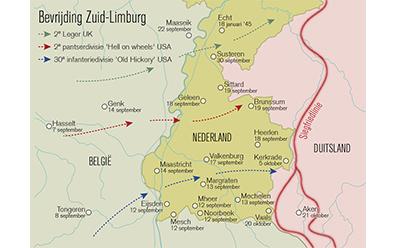De Bevrijding Van Zuid Limburg